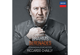 Riccardo/gol Chailly - Serenades - (CD)