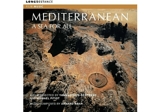 VARIOUS - Mediterranean - A Sea For All - (CD)