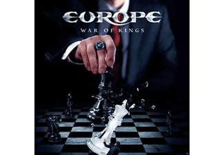 Europe - War Of Kings - (Vinyl)