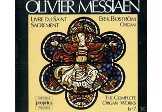 Erik Bostrom - The Complete Organ Works 6-7 [CD]