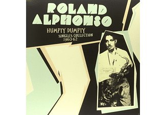 Roland Alphonso - Humpty Dumpty: Singles Collection 1960-62 - (Vinyl)
