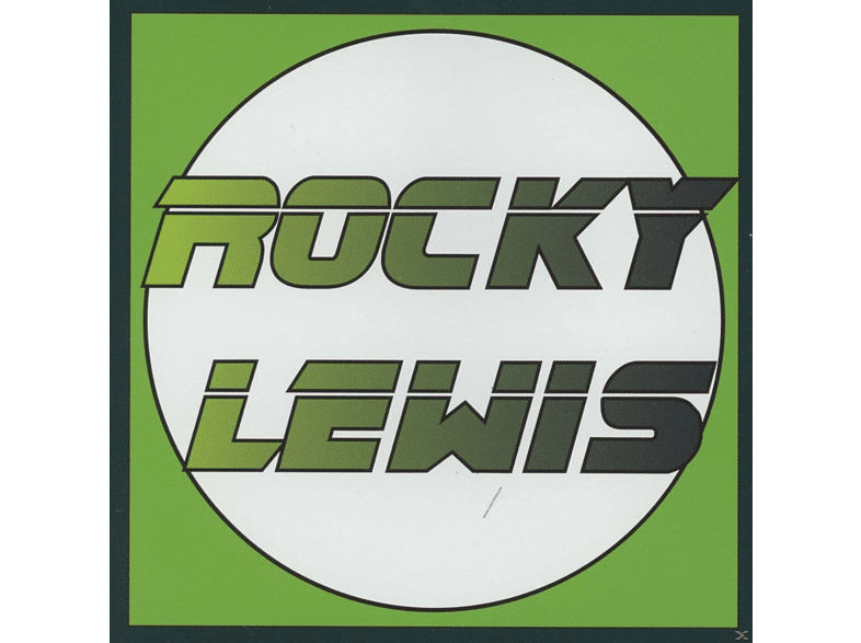 Rocky Lewis - Rocky Lewis [CD]