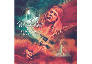 Uli Jon Roth - Scorpions Revisited - (CD)