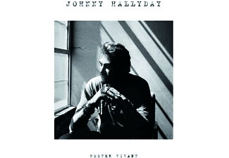Johnny Hallyday - Rester vivant CD + DVD