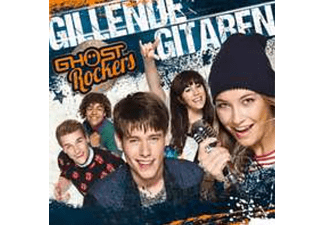 Ghostrockers - Ghost Rockers CD