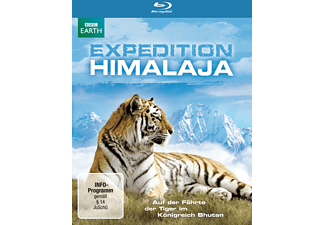 Expedition Himalaja - (Blu-ray)