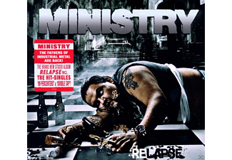 Ministry - Relapse (Ltd.Digipak) - (CD)