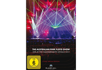 The Australian Pink Floyd Show - Live At Hammersmith Apollo Show 2011 - (DVD)