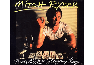 Mitch Ryder - Never Kick A Sleeping Dog - (CD)