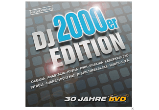 VARIOUS - Bvd Dj 2000er Edition - (CD)