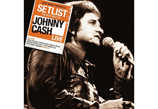 Johnny Cash - Setlist: The Very Best Of Johnny Cash Live - (CD)