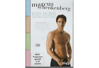 Body Secrets - Die ultimative Fitnessformel - (DVD)