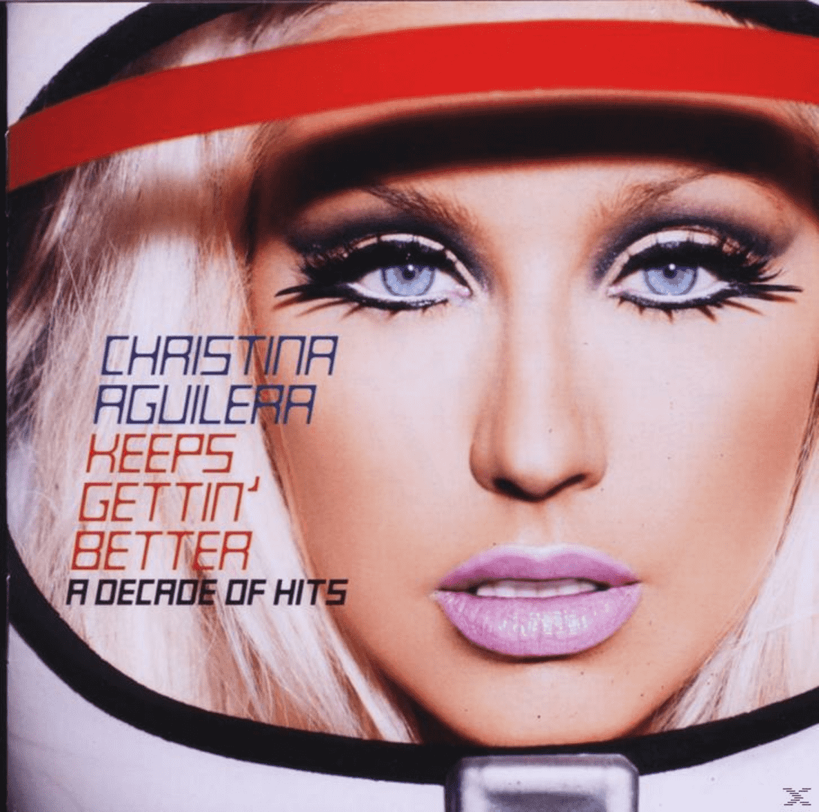 Keeps Gettin´ Better - A Decade Of Hits Christina Aguilera auf CD