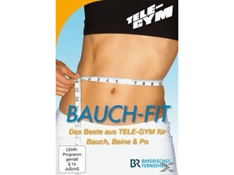 Tele-Gym - Bauch-fit [DVD]