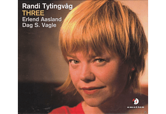 Randi Tytingvåg - Three - (CD)