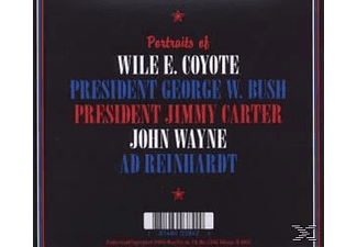The With Art & Language Red Krayola - Five American Portraits - (CD)