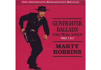 Marty Robbins - Gunfighter Ballads & Trail Songs - (CD)