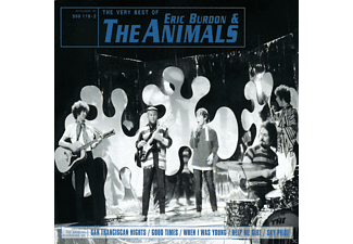 Eric Burdon And The Animals - Inside Out - (CD)