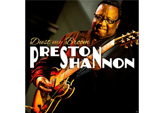 Preston Shannon - Dust My Broom - (CD)