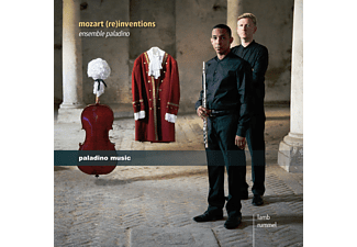 Martin Rummel, Eric Lamb - Mozart (Re)Inventions - (CD)