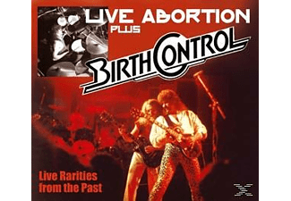 Birth Control - Live Abortion Plus - Live Rarities From The Past - (CD)