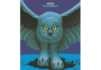 Rush - Fly By Night (Blu Ray Audio) - (Blu-ray Audio)