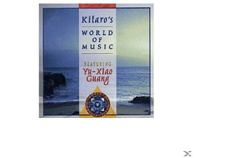 Yu-xiao Kitaro Feat.guang - Kitaro's World Of Music - (CD)