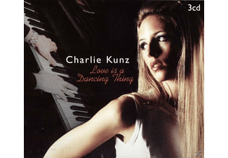 Kunz Charlie - Love Is A Dancing Thing - (CD)