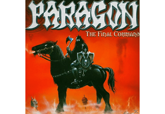 Paragon - Final Command/Into The Black - (CD)