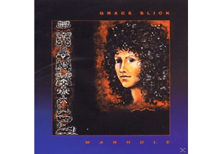Grace Slick - Manhole [CD]