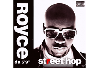 Royce Da 5'9'' - Street Hop - (CD)