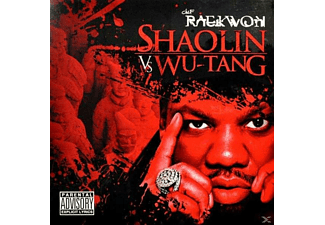 Raekwon - Shaolin Vs Wu-Tang - (CD)