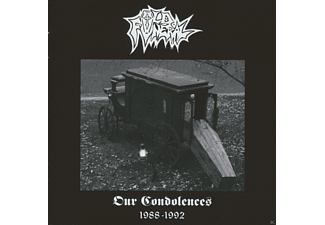 Old Funeral - Our Condolences - (CD)