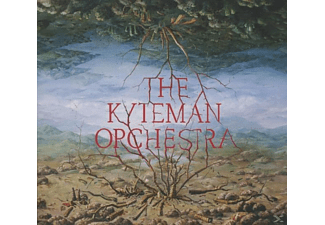 The Kyteman Orchestra - The Kyteman Orchestra - (CD)