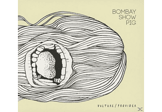 Bombay Show Pig, Bombay Show Pig (nl) - Vulture/Provider [CD]