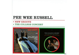 Pee Wee Russell - New Groove/College Concert - (CD)
