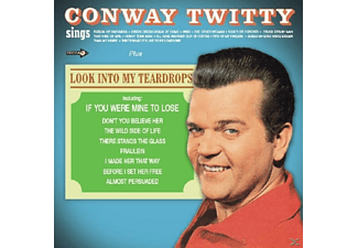 Conway Twitty - Look Into My Teardrops - (CD)