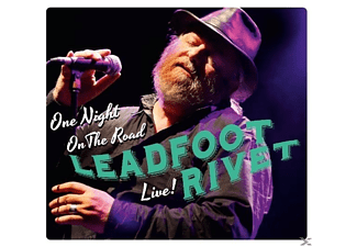 Leadfoot Rivet - One Night On The Road Live! - (CD)