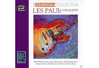 Les & Vocalists Paul - Essential Collection - (CD)