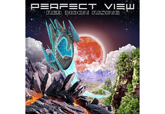 The Perfect View - Red Moon Rising - (CD)
