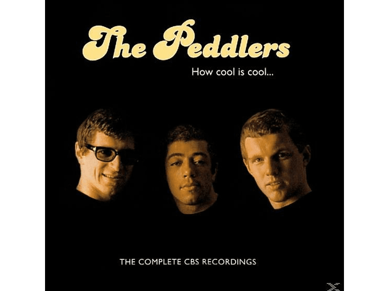 The Peddlers - How Cool Is Cool [CD]