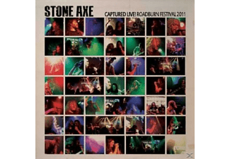 Stone Axe - Captured Live! - (CD)