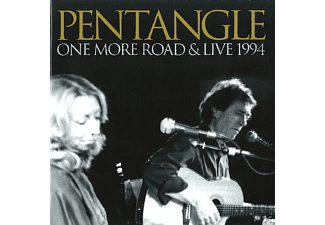 Pentangle - One More Road & Live 1 - (CD)