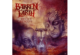 Barren Earth - The Devil's Resolve - (CD)