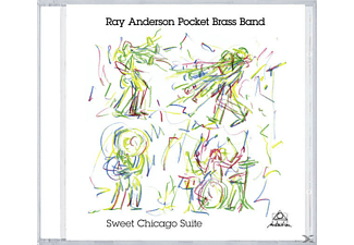 Ray Anderson Pocket Brass Band - Sweet Chicago Suite - (CD)