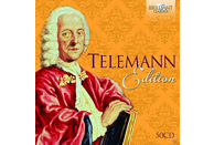 VARIOUS - Telemann Edition [CD]