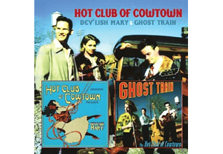 Hot Club Of Cowtown - DEV LISH MARY/GHOST TRAIN [CD]