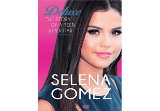 Selena Gomez - Deluxe-The Story Of A Teenage Superstar - (DVD)