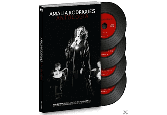 Amália Rodrigues - Antologia - (CD + Buch)