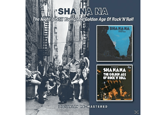 Sha Na Na - Night Is Still Young/Golden Ge Of Rock'n'roll [CD]
